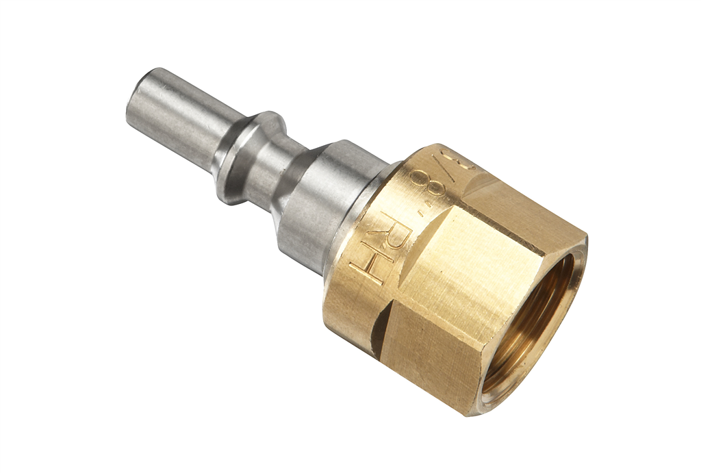 QUICK CONNECTOR MALE AR G1/4 WITH NUT