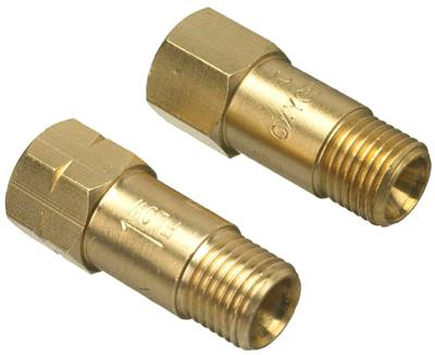 "CHECK VALVE SET AC/OX G1/4"" x G1/4"""