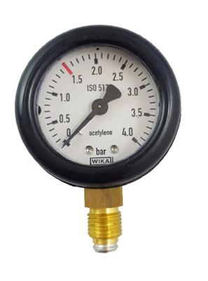MANOMETER AC 4 BAR LP