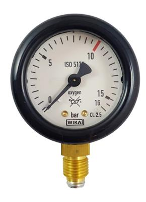MANOMETER 16 BAR LP