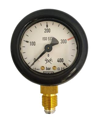 MANOMETER 400 BAR HP