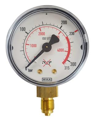 "MANOMETER MINEX G1/8"" HP"
