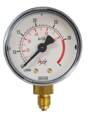 "MANOMETER MINEX G1/8"" 5-30L LP"
